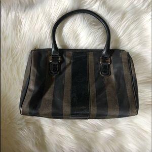 😍Vintage Fendi speedy style bag